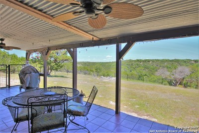 Kendall County Single Family Home For Sale: 214 Apacheria Pass W