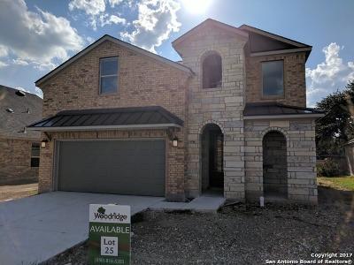 Saddlehorn Single Family Home For Sale: 204 Maxwell