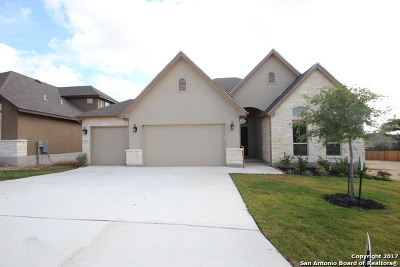 Boerne Single Family Home For Sale: 26932 Lavender Arbor