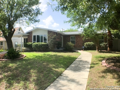 Bexar County Single Family Home Back on Market: 811 Tamworth Dr