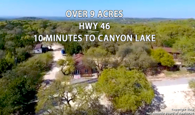 Comal County Commercial For Sale: 15000 State Highway 46 W