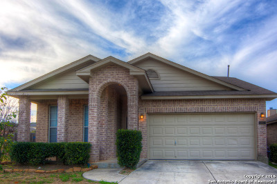 Bexar County Single Family Home Back on Market: 6103 Briscoe Leaf