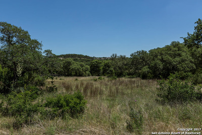 Boerne Residential Lots & Land For Sale: 11114 Anaqua Springs