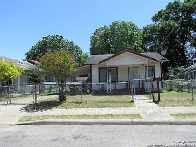 San Antonio Single Family Home Back on Market: 136 E Baylor