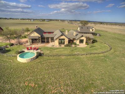 Fredericksburg Single Family Home For Sale: 5310 Goehmann Ln