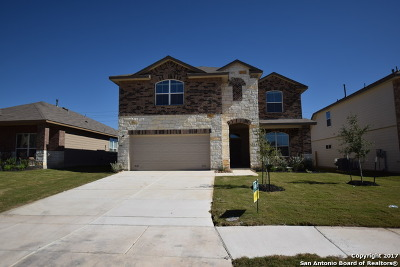 Cibolo Single Family Home For Sale: 508 Pearl Chase