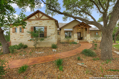 Comal County Single Family Home Price Change: 1305 Merlot