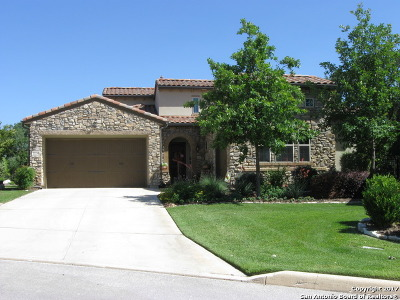 San Antonio Single Family Home Price Change: 22210 Viajes