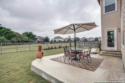 Trails Of Herff Ranch Single Family Home For Sale: 140 Winding Riv