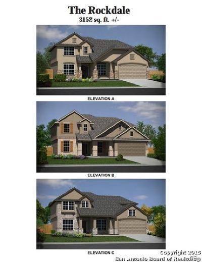 New Braunfels Single Family Home Back on Market: 5617 Briar Field