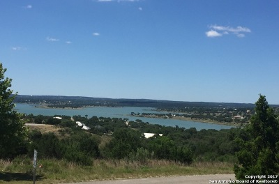Comal County Residential Lots & Land For Sale: 110 Secret Way