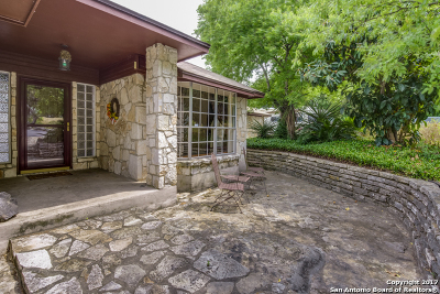 Helotes Single Family Home For Sale: 10819 Bar X Trl