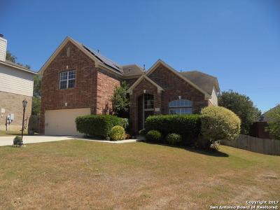 Stone Oak Single Family Home For Sale: 214 Jardin Vis