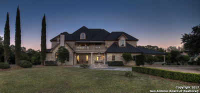 Cordillera Ranch Single Family Home For Sale: 107 Greystone Circle