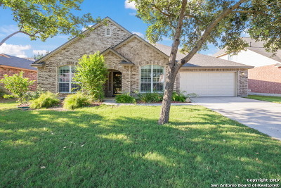 Helotes Single Family Home Price Change: 9232 Holly Star