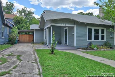 Single Family Home Price Change: 626 W Gramercy Pl