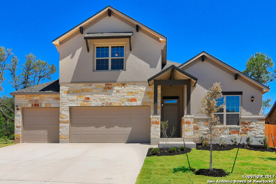 Single Family Home For Sale: 424 Whistlers Way
