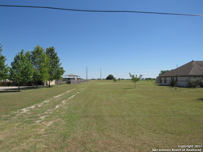 Guadalupe County Residential Lots & Land For Sale: 00 Link Rd