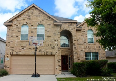 Bexar County Single Family Home Back on Market: 6319 Diego Ln