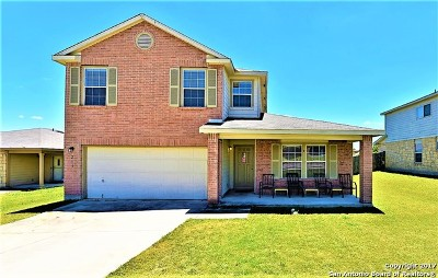 Cibolo Single Family Home For Sale: 213 Willow Br