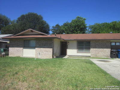 San Antonio Single Family Home For Sale: 7523 Five Palms Dr