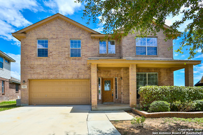 Single Family Home For Sale: 9202 Wind Dancer