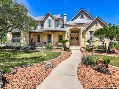 Boerne Single Family Home For Sale: 106 Sage Brush