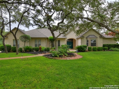 Fair Oaks Ranch Single Family Home For Sale: 7860 Fair Oaks Pkwy