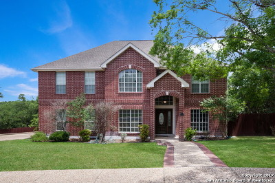 San Antonio Single Family Home Back on Market: 1418 Fawn Hvn