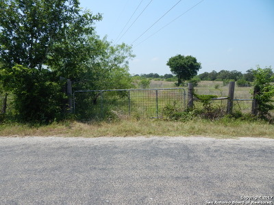 Guadalupe County Residential Lots & Land For Sale: 0 Tbd Fox Trotter Rd