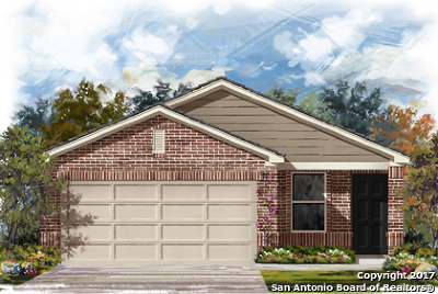 Single Family Home For Sale: 1106 Gruma