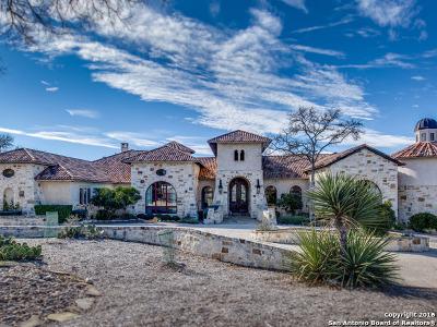 Cordillera Ranch Single Family Home For Sale: 210 Riverwood