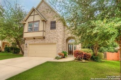 Bexar County Single Family Home Back on Market: 13107 Palatine Hl
