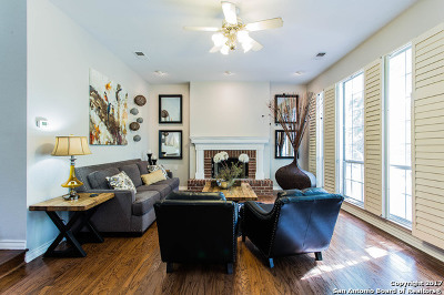 San Antonio Single Family Home Back on Market: 9202 Lookout Mesa