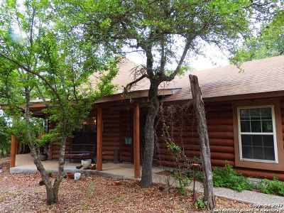 Pipe Creek Single Family Home Back on Market: 620 Lake Forest Rd