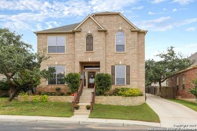 San Antonio Single Family Home Back on Market: 27203 Trinity Bnd