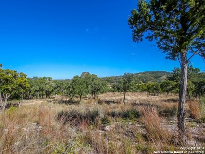 Boerne Residential Lots & Land For Sale: 24923 Caliza Terrace