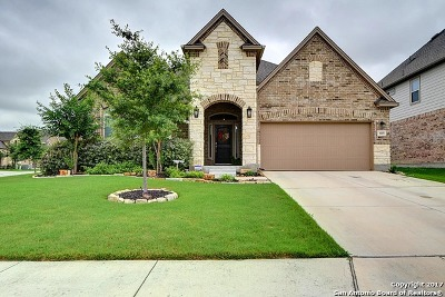 Guadalupe County Single Family Home For Sale: 605 Cavan