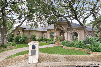 Bexar County Single Family Home Back on Market: 17210 Fawn Cove