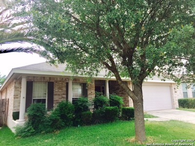Single Family Home For Sale: 422 Bobcat Holw
