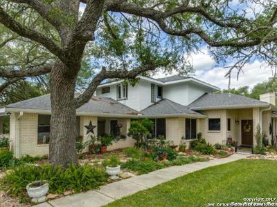 Single Family Home Price Change: 5395 E Fm 1518 N