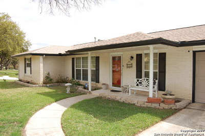 Universal City Single Family Home Price Change: 114 Meadow Way