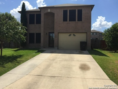 Single Family Home For Sale: 9854 Jenson Pt