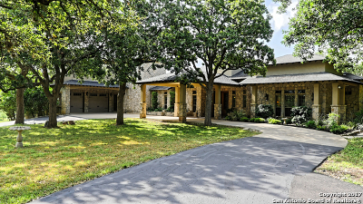 Boerne Single Family Home For Sale: 10530 Bridlewood Trl