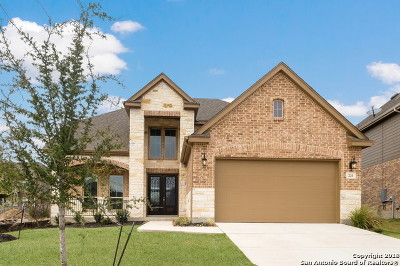 Cibolo Single Family Home For Sale: 221 Calera Cove