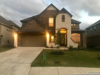 Cibolo Single Family Home For Sale: 468 Turning Stone