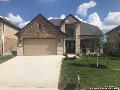 Cibolo Single Family Home For Sale: 512 Turning Stone