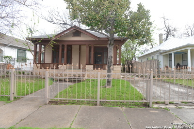 Single Family Home For Sale: 610 Barbe St