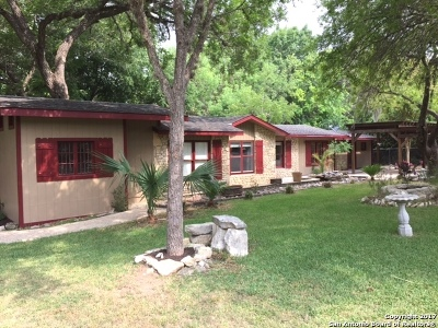 Helotes Single Family Home For Sale: 20007 Scenic Loop Rd
