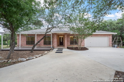 Helotes Single Family Home For Sale: 14192 Antonio Dr
